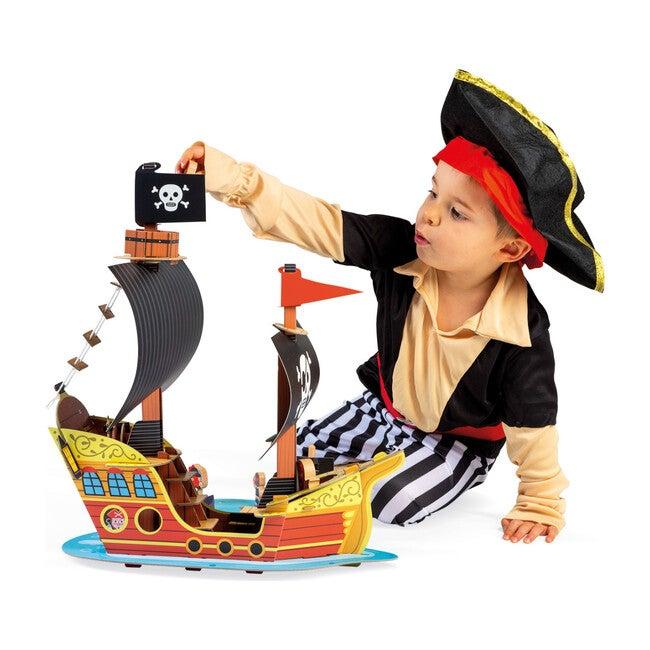 Story Pirate Ship