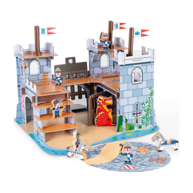 Story Fortified Castle