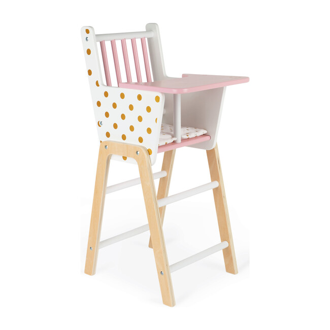 Candy Chic High Chair - Dolls - 1