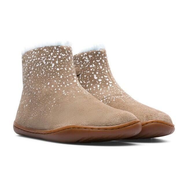 Peu Cami Suede Boot, Grey