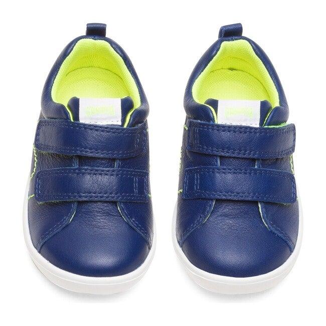 Pursuit Velcro Sneaker First Walker, Navy