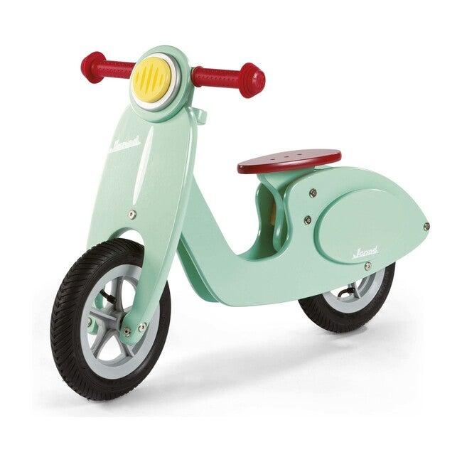Scooter Balance Bike, Mint