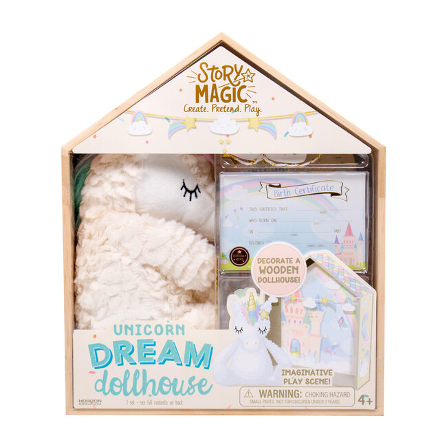 Unicorn Dream Doll House