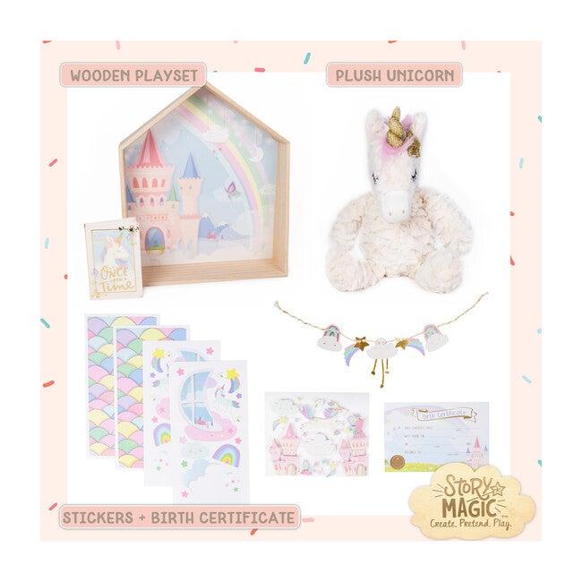 Unicorn Dream Doll House