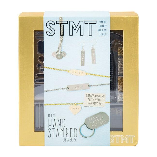 DIY Hand Stamped Jewelry - Arts & Crafts - 1