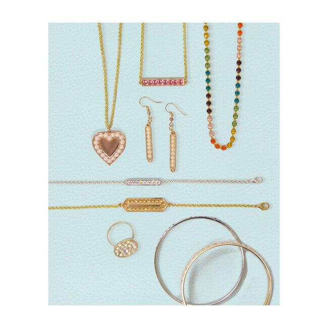 DIY Pearls & Gemstone Jewelry