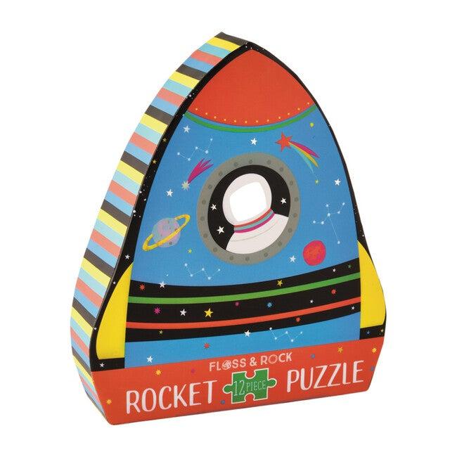 Rocket 12-Piece Puzzle