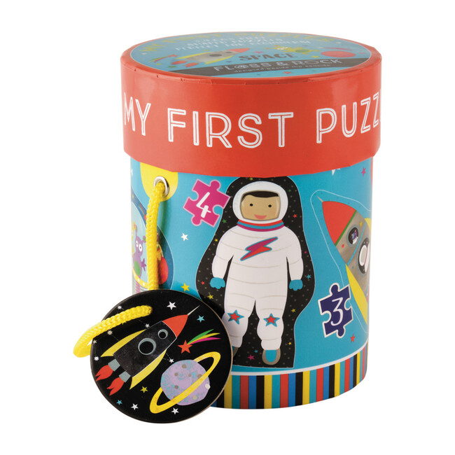 Space First Puzzles