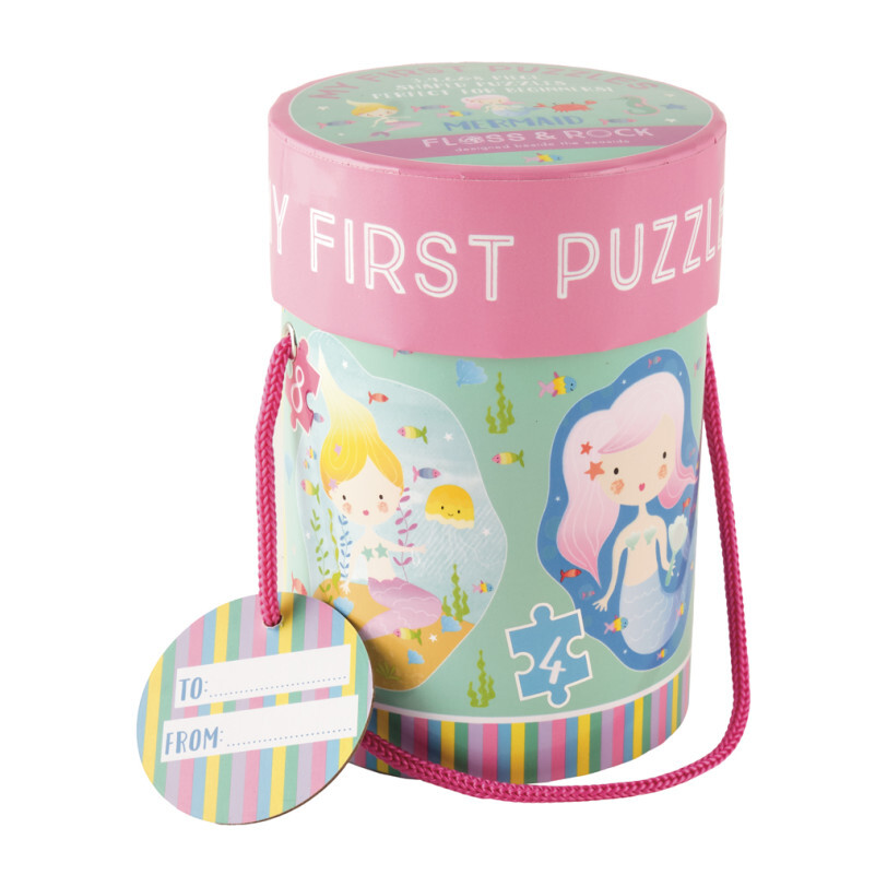 Mermaid First Puzzles