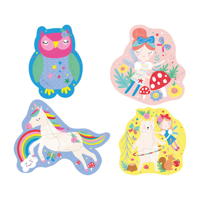 Rainbow Fairy First Puzzles