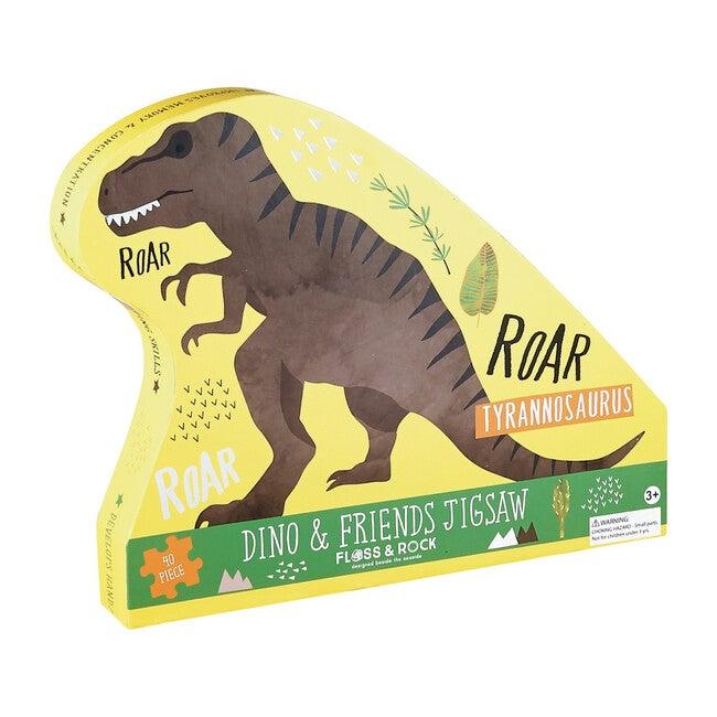 Dinosaur 40-Piece Puzzle