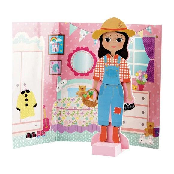 Sofia Magnetic Dress Up Character