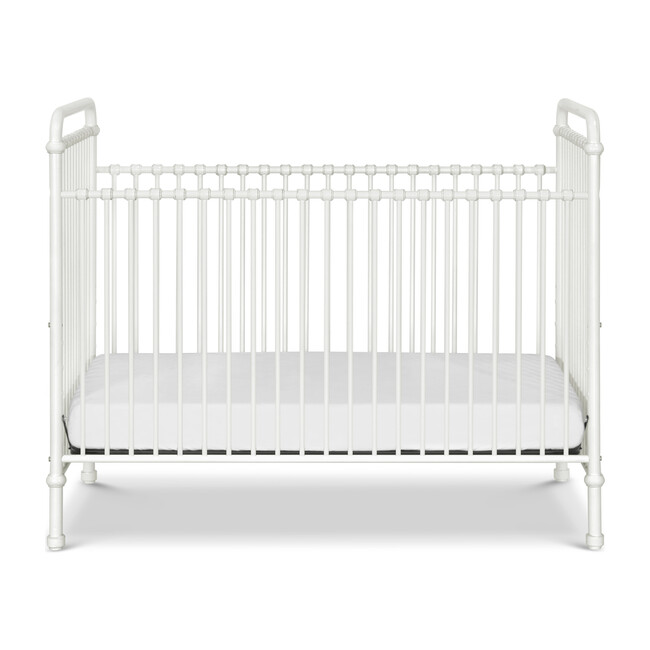 Abigail 3-in-1 Convertible Crib, Washed White