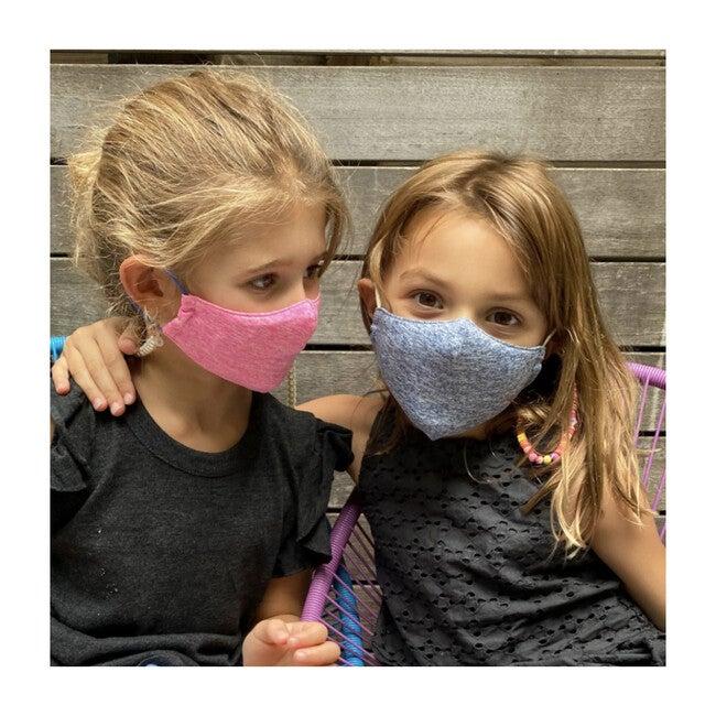 Set of 2 Kids Face masks, Lilac Sunset