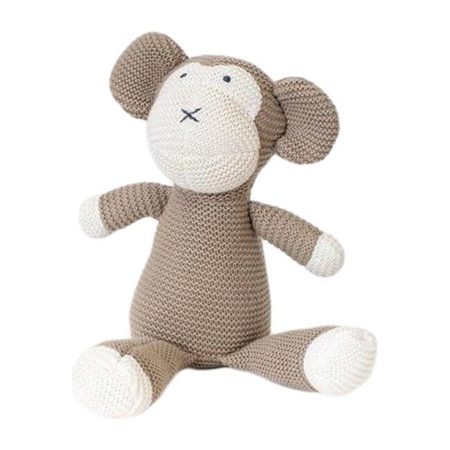 Organic Cotton Classic Knit Monkey