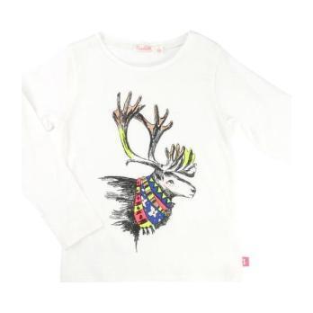 Deer T-Shirt, White