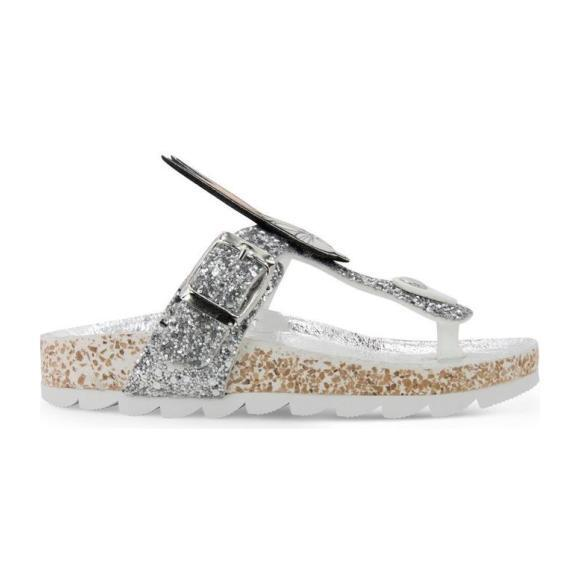 Bugs Bunny Sandals, Silver