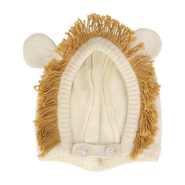 Lion Baby Bonnet