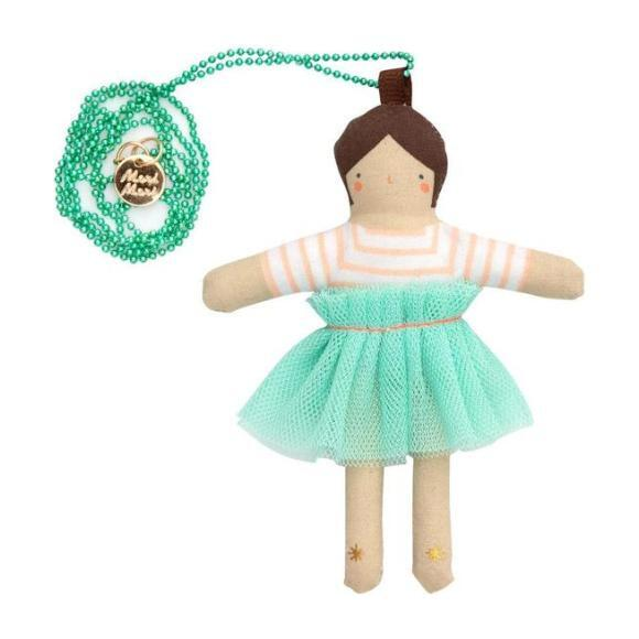 Lila Doll Necklace - Necklaces - 1