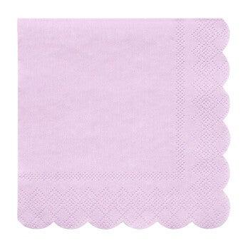 Lilac Small Napkins