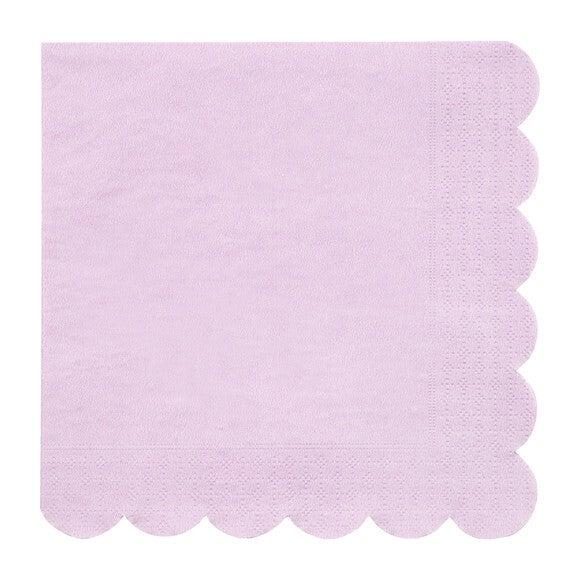 Lilac Large Napkins