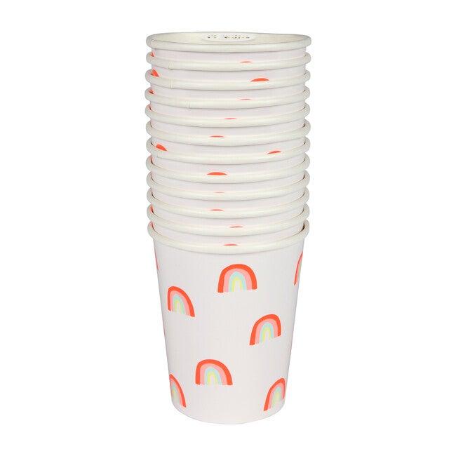Mini Rainbow Cups