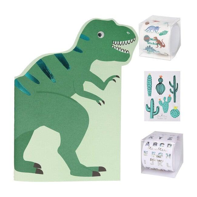 Dinosaur Sticker Set - Arts & Crafts - 1