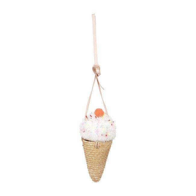 Ice Cream Straw Bag