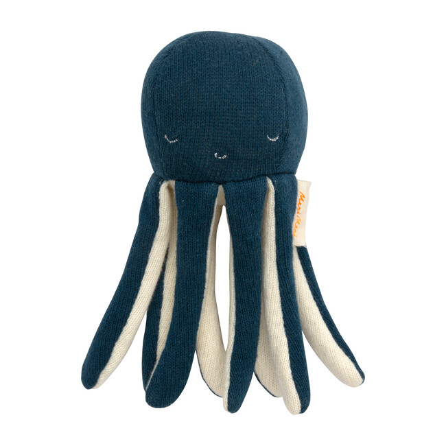 Octopus Baby Rattle