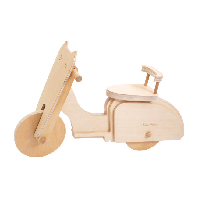 Cat Moped Dolly Accessory