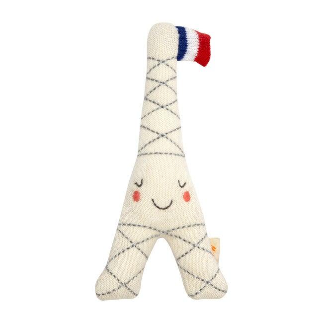 Eiffel Tower Baby Rattle