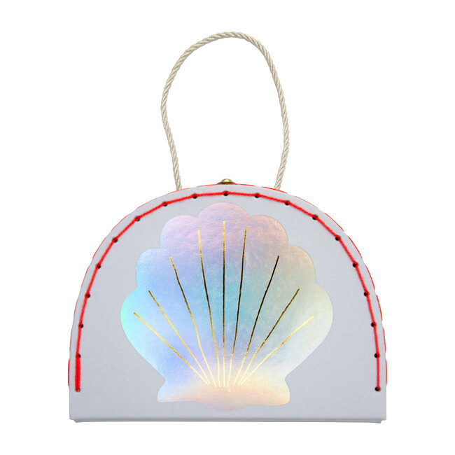 Mini Mermaid Suitcase
