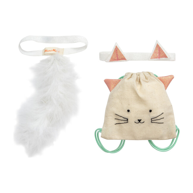 Cat Dolly Backpack