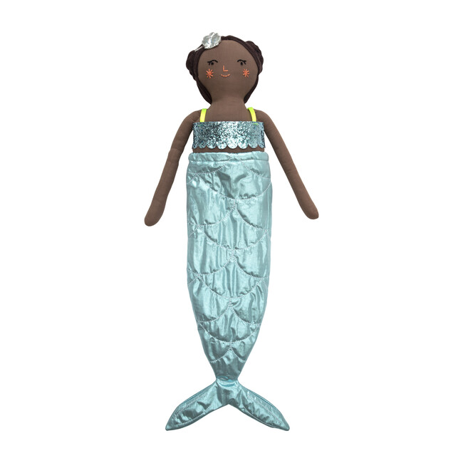 Mermaid Dolly Outfit
