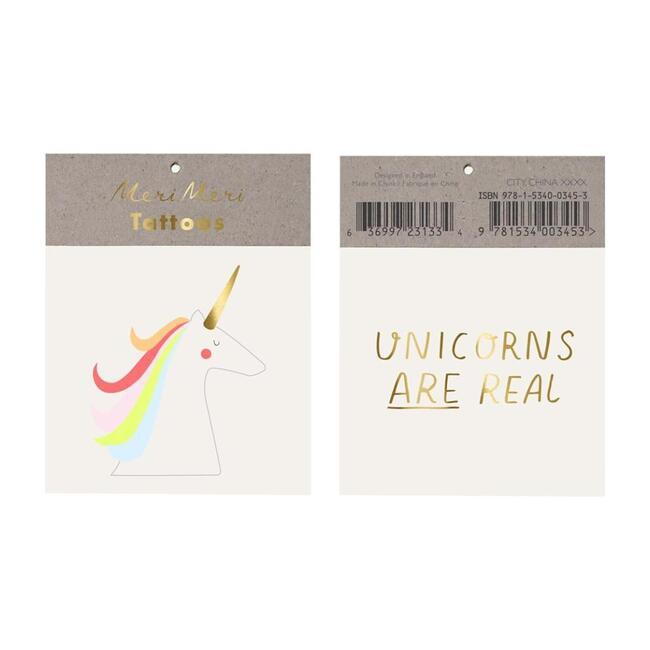 Unicorns Are Real Tattoos