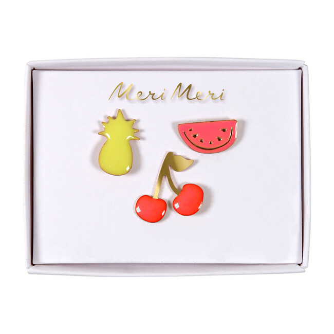 Fruit Enamel Pins - Other Accessories - 1