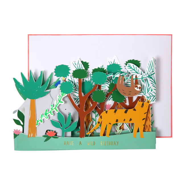 Have A Wild Birthday Card