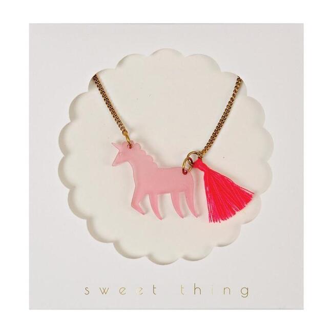 Unicorn Necklace - Necklaces - 1