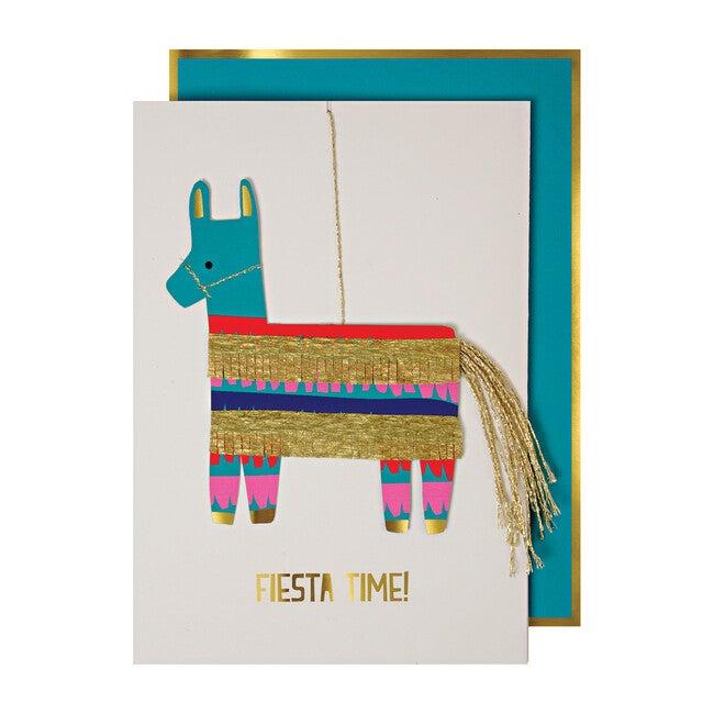 Pinata Fiesta Card