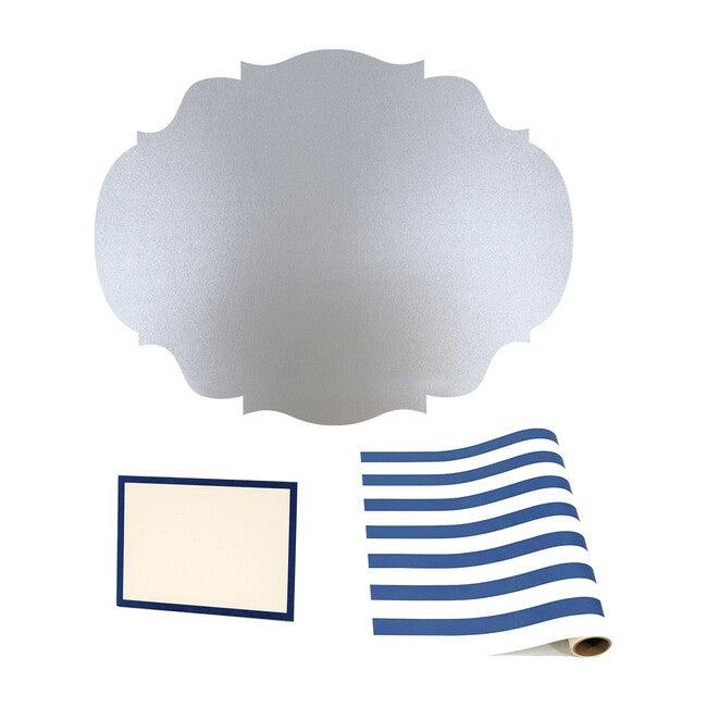 Navy Stripe Tablescape Bundle