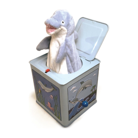 Jack in the Box, Dolphin