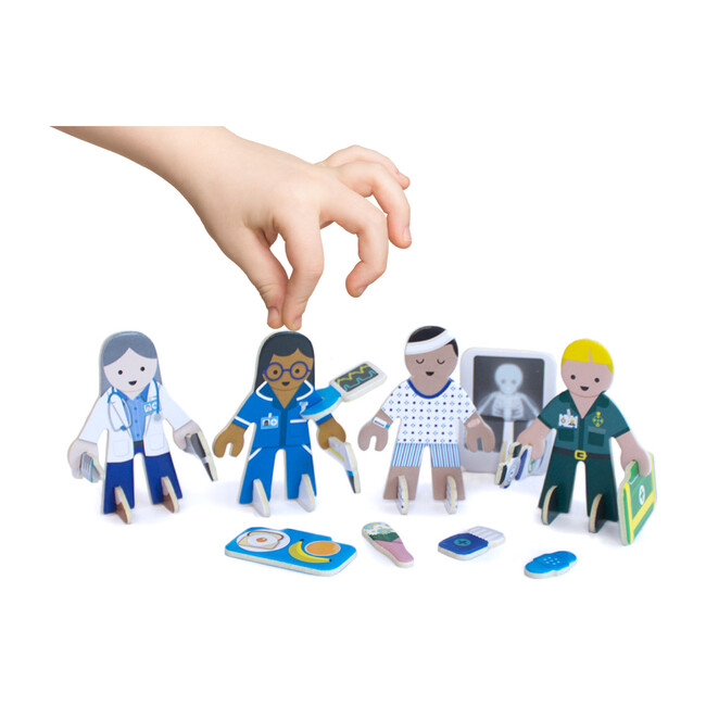 Check-up Time Playset