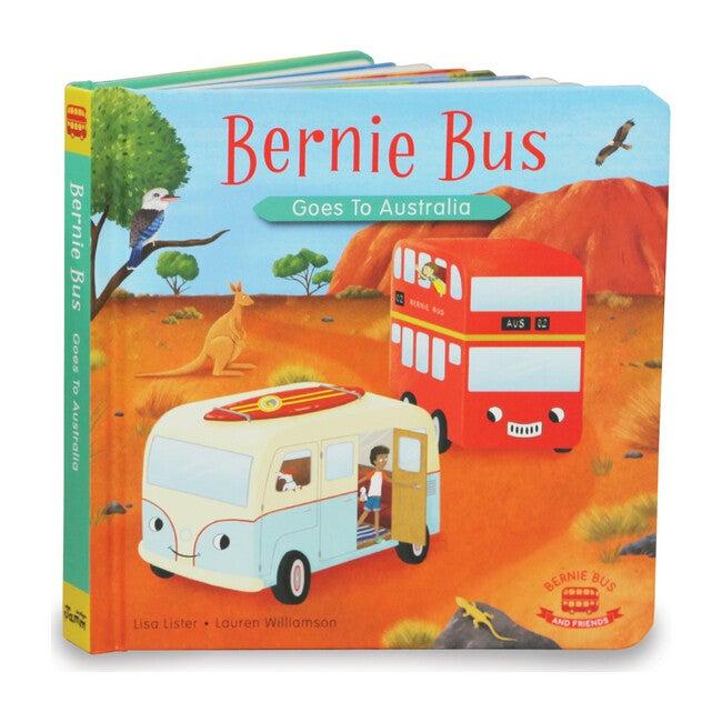 Bernie Bus Goes to Australia