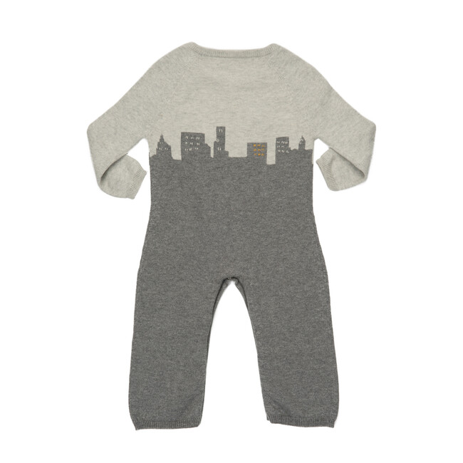 City Coverall, Grey