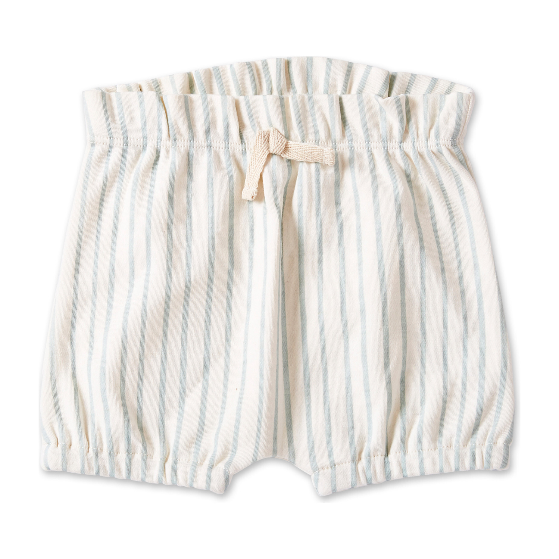 Organic Stripes Away Bloomers, Sea