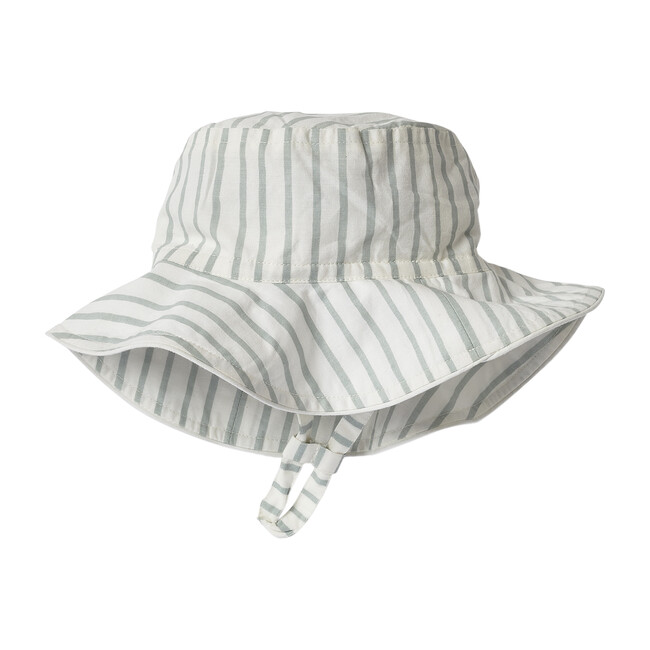 Stripes Away Bucket Hat, Sea