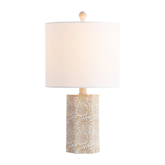 Eliseo Table Lamp, Beige