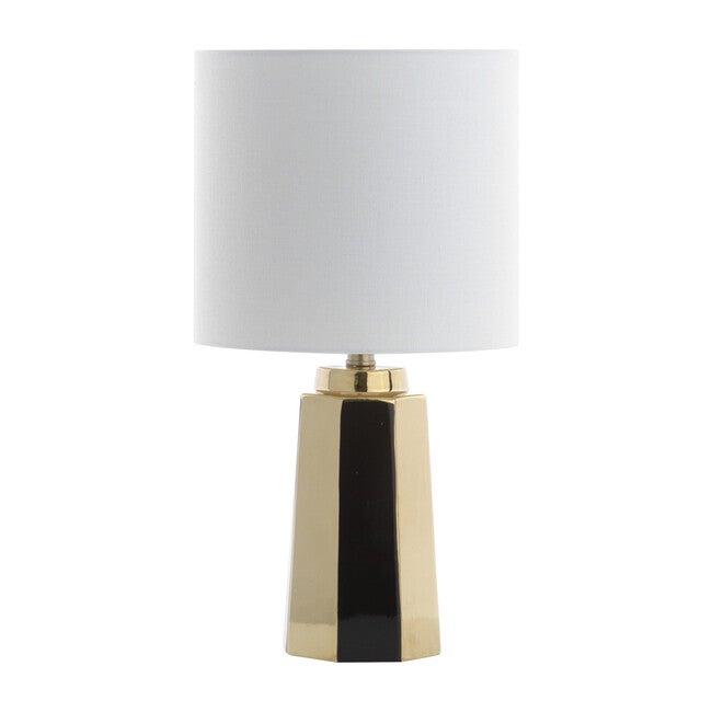 Parlon Table Lamp, Gold