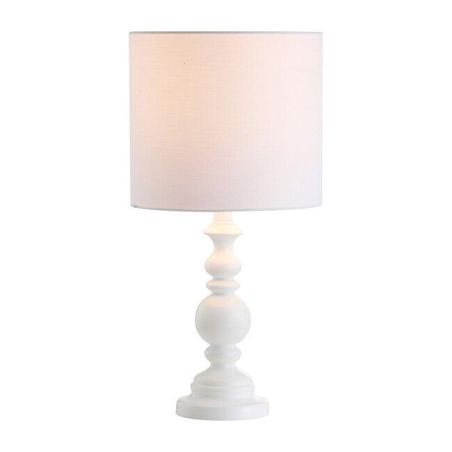Harrington Table Lamp, White
