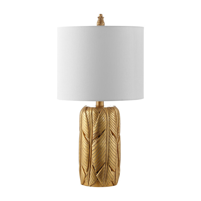 Wilsa Table Lamp, Gold